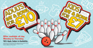 Eat and Bowl Offer
