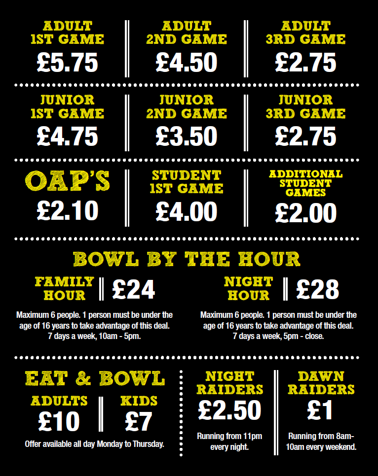 bowling-prices