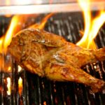 Barcelos Chicken on the Grill pic
